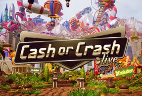 Cash or Crash Casino Games