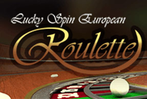 Lucky Spin European Roulette Casino Games