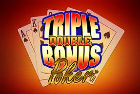 Triple Double Bonus Poker Casino Games