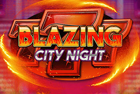Blazing City Night Casino Games